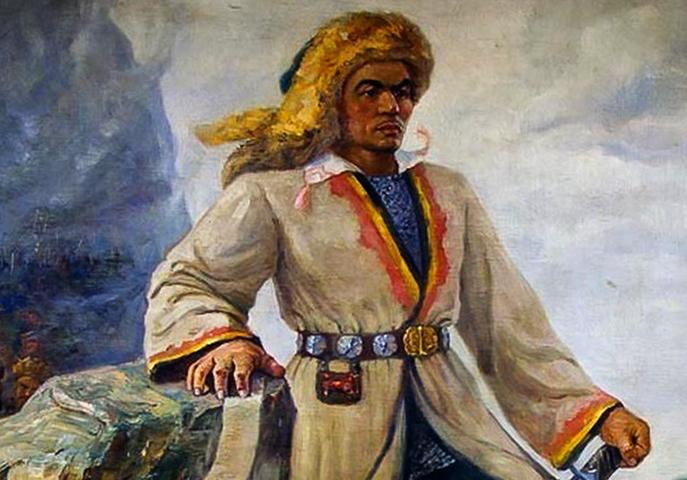 Великий Салават Юлаев