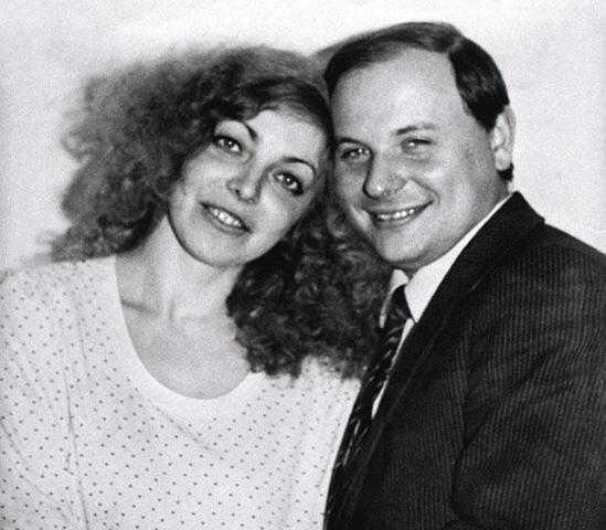 Егор Гайдар и Марианна Стругацкая