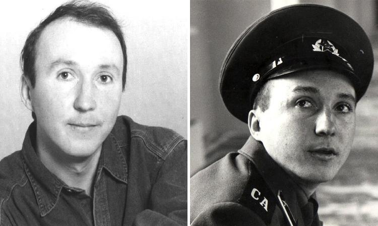 Александр Числов в молодости
