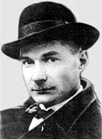 Евгений Замятин в 1919 г.