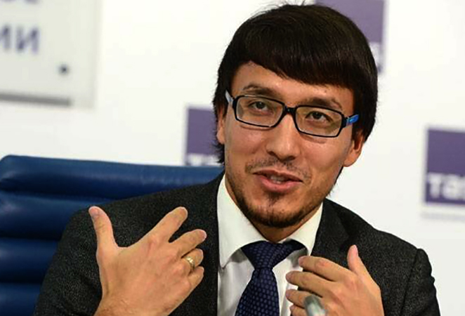 Дмитрий Абзалов в наши дни