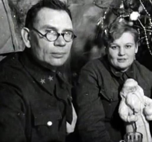 С Агнессой Павловной