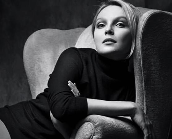 Актриса Елена Великанова