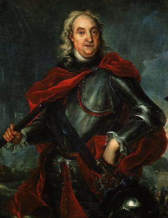 Портрет кисти Иоганна Таннауэра