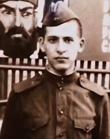 Борис Грачевский в армии