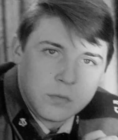 Александр Семчев в армии