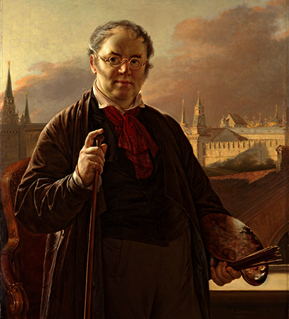 Автопортрет (1846)