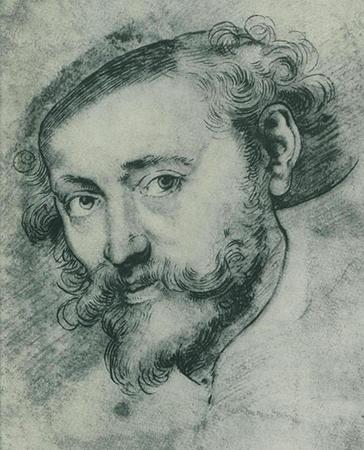 Питер Пауль Рубенс (предполагаемый автопортрет)