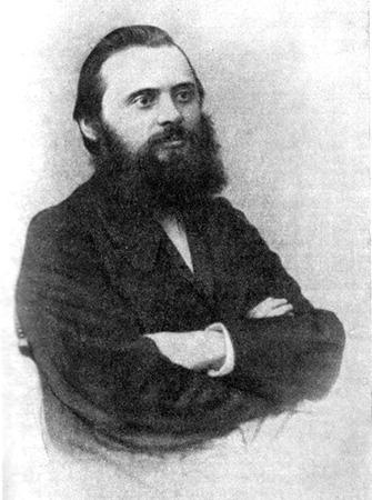 Милий Балакирев в молодости
