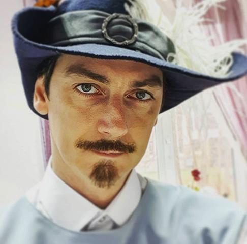 Илья Бледный в наши дни