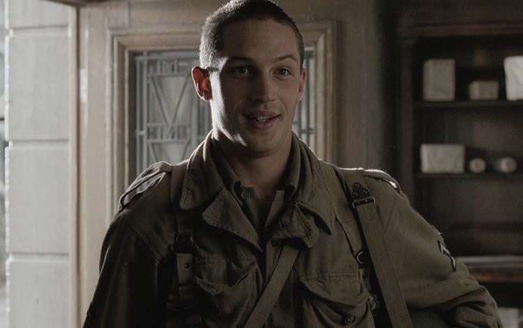 В сериале «Братья по оружию» (2001)