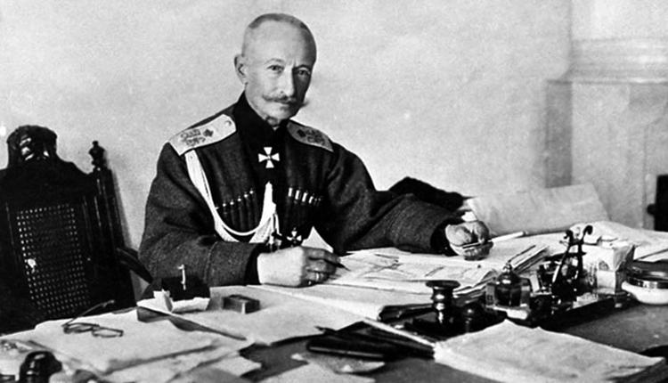 Генерал А. А. Брусилов (1916)