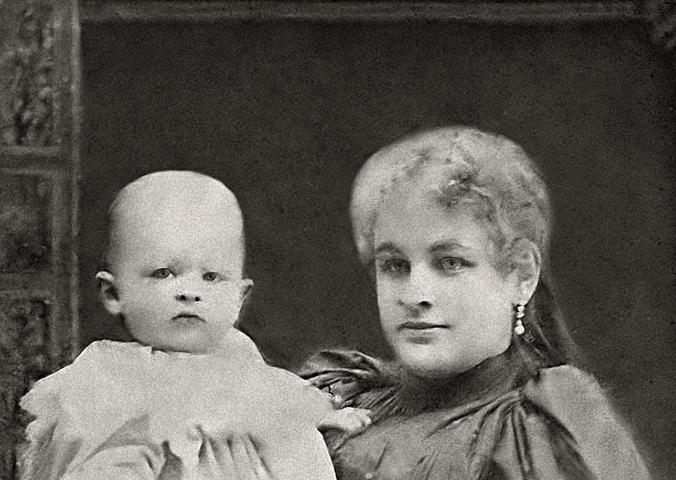 С первым ребенком