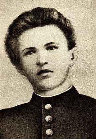 Владимир Короленко в детстве