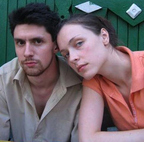 Светлана Антонова и Олег Долин