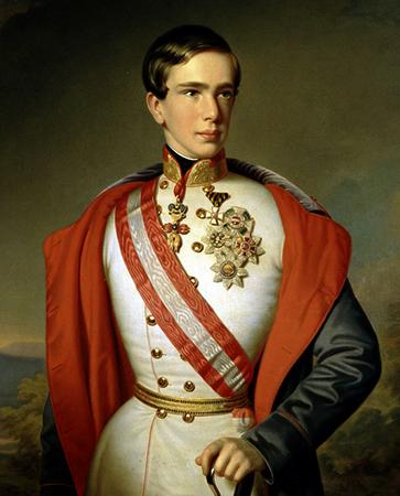 Франц Иосиф I (1851 г.)