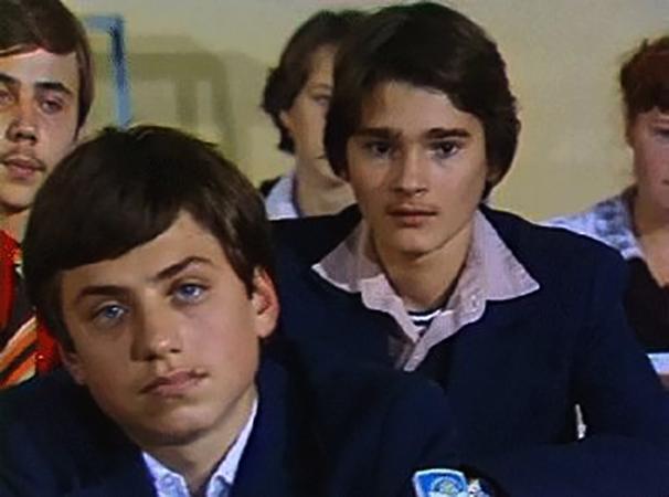 Александр Жигалкин в фильме «В городе хорошая погода» (1983)