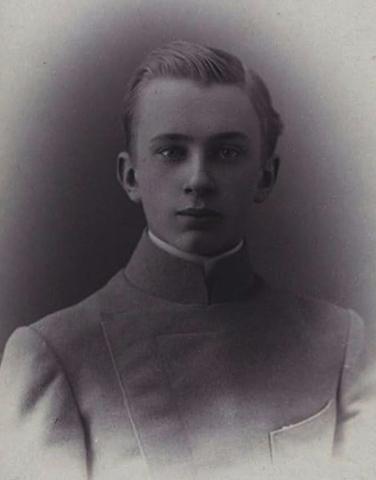 Иван Ильин (фото 1901 г.)