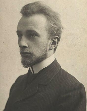 Иван Ильин (фото 1909 г.)