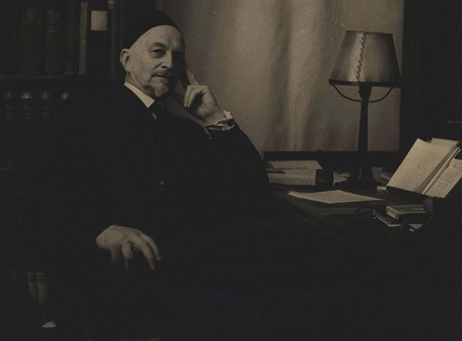 Иван Ильин (фото 1951 г.)
