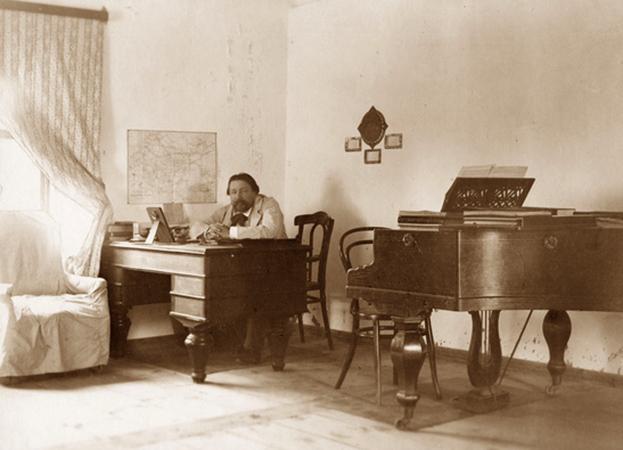 М.М. Ипполитов-Иванов (фото 1899 г.)