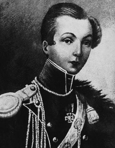 Кавалеристка Надежда Дурова