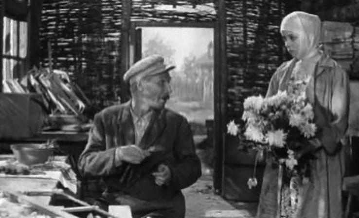 В фильме «Командировка» (1961)