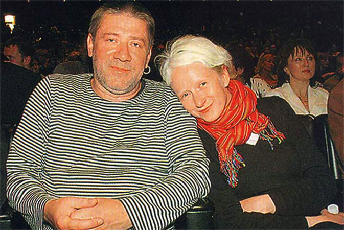Андрей Краско и Светлана Кузнецова