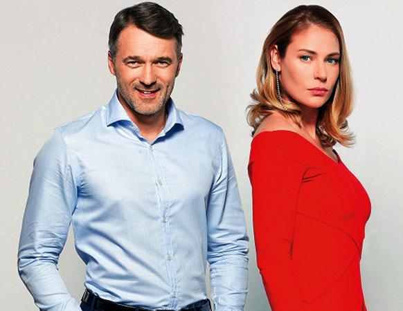 Павел Трубинер и Юлия Мельникова