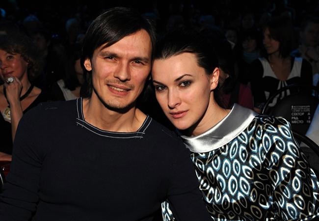 Влад Сташевский и Ирина Мигуля