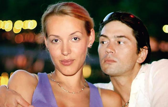 Владимир Политов и Ольга