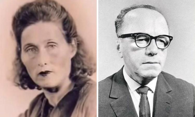 Родители — Александра Макарова и Вольф Эйдельштейн