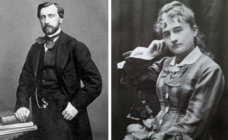 Родители — Николай Борисович и Татьяна Александровна