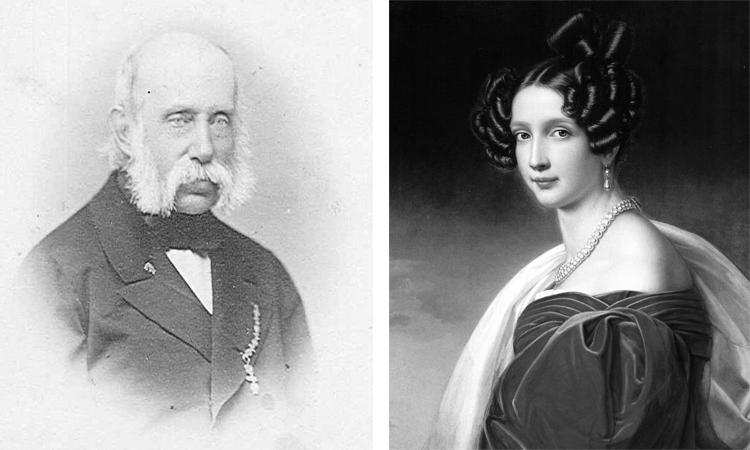 Родители — Франц Карл Австрийский и София Баварская