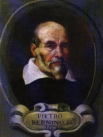 Портрет отца Пьетро Бернини