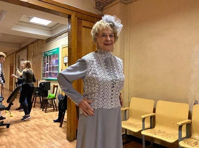 Татьяна Пилецкая в наши дни