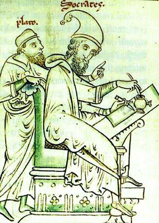 Платон и Сократ