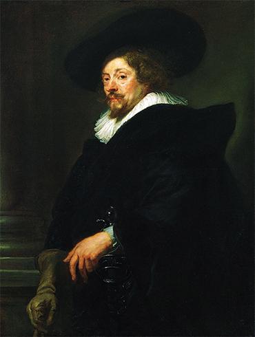 Портрет Питера Пауля Рубенса