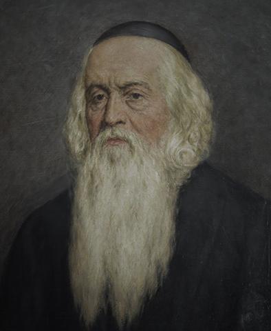 Портрет Коменского словацкого художника Милослава Легоцкого