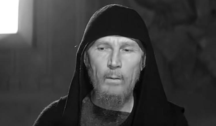 В картине «Андрей Рублев» (1966-1969)