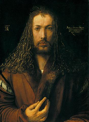 Автопортрет (1500 г.)