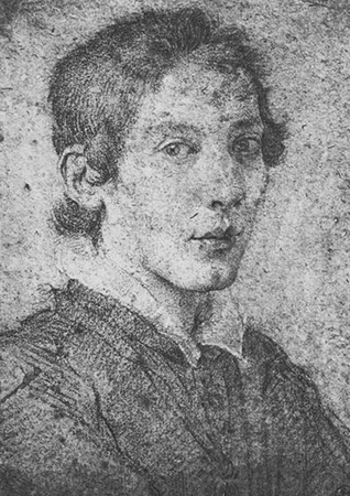 Автопортрет (1615)