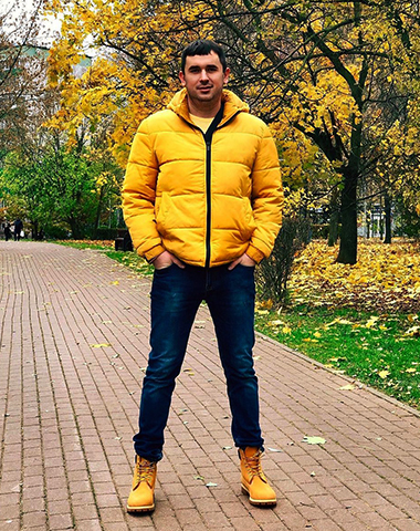 Андрей Шабарин в наши дни