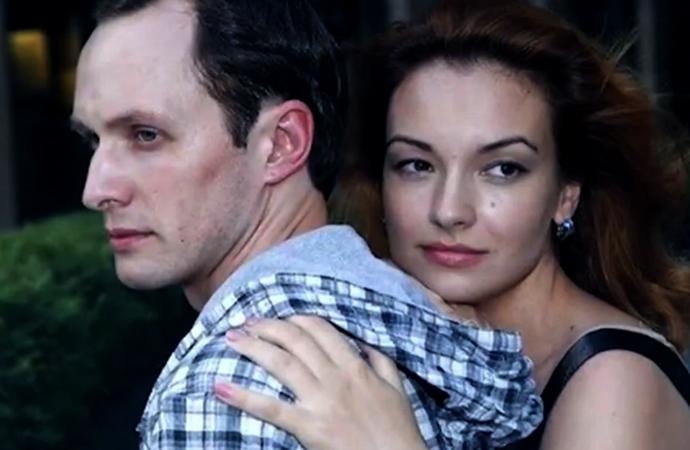 Ольга Павловец и Иван Шибанов