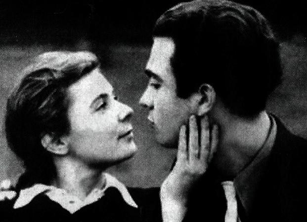 Ольга Аросева и Владимир Сошальский
