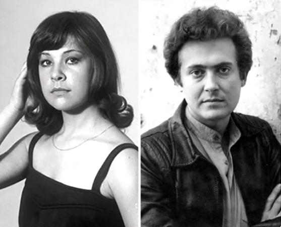 Татьяна Догилева и Юрий Стоянов