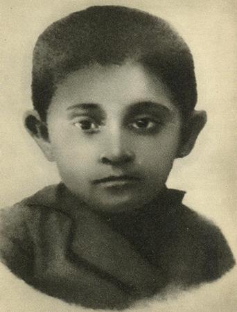 Яков Свердлов в детстве