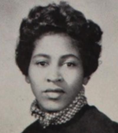 Тина Тернер в 1958 г.