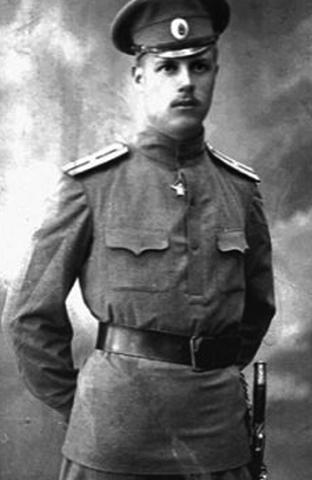 Федор Толбухин в царской армии