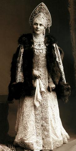 Зинаида Юсупова в 1903 г.